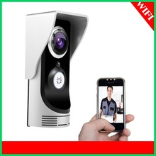 WIFI Android and Ios video doorbell, video doorbell metal, video doorbell steel