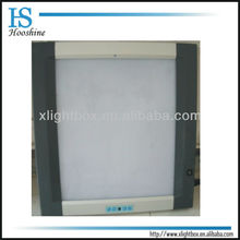 Double films x-ray viewer/LED backlight