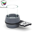 Spin The Shot Indoor Party Game Shot Glass Drinking Game Set
