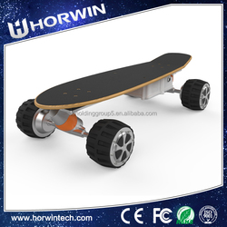 350W 220V 20KM/H sliding plate electric powered skateboard M3 e-skateboards M3 adult electric scooters