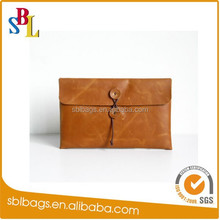 genuine leather wallet with zip coin pocket & durable man leather wallet