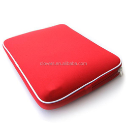 12 to 14 inch Laptop Bag Sleeve Case red