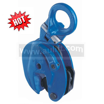 NEW! Lifting Attachment 6600 Lb. Capacity!! Vertical Plate lifting Clamp