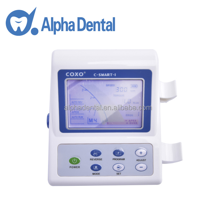 Dental C-Smart-I endo treatment motor with apex locator