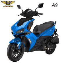 A9/SLINGSHOT 150CC 2017 Latest Sportive Model Motorcycle Motor Scooter Cheap Gas Scooter for YAMAHA Euro IV EEC DOT CCC