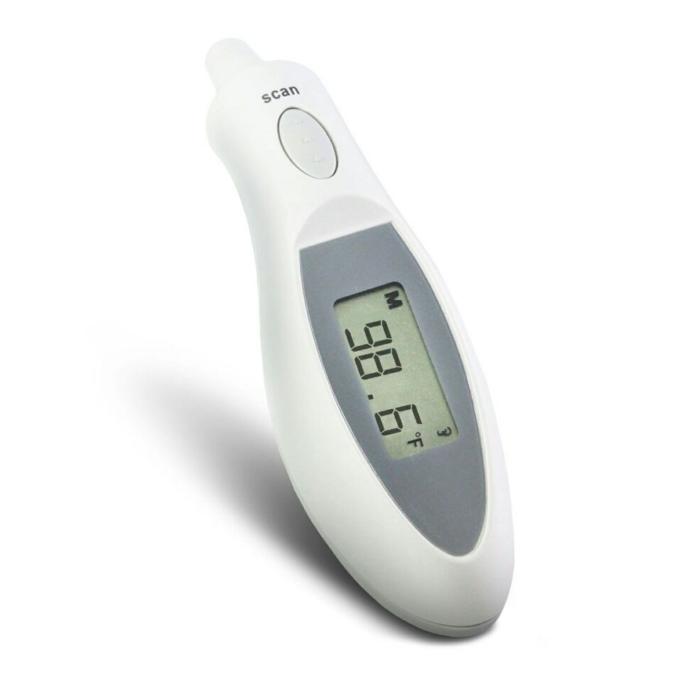 thermodynamics and electronic ear thermometer Before there was the thermometer what is called the second law of thermodynamics ear thermometer.