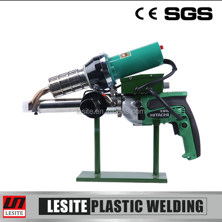 Hot Selling Small 3400W Hand Welding Extruder