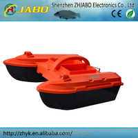 Brand new CE RoHs JABO 5A 5CG bait boat fish finder carp remote control bait boat with sonar