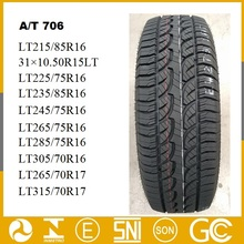 High quality Chinese tire HOT SALE JOYROAD car tire 235/85r16 suv car tire