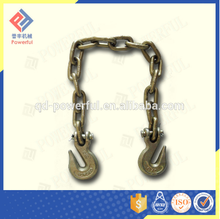stainless steel nacm2010 g70 transport welded link anchor chain