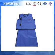 Hot sale Medical Safety Clothing X-ray protective materials Lead Apron