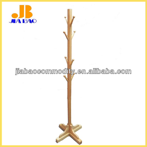 Wooden Coat Hanger Stand Cap Rack 2015 new