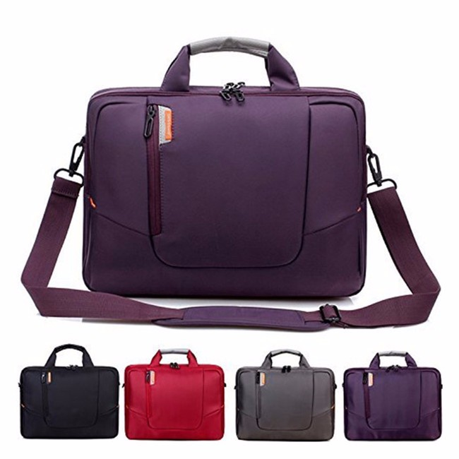 OEM newest fashion hot sale nylon waterproof laptop computer bag