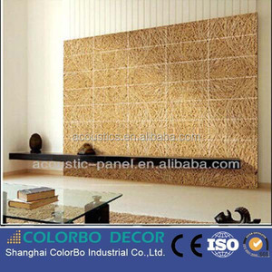 fashionable wall decorative panel soundproofing paint for walls