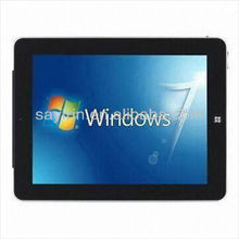 9.7inch Windows 7/Android 2.2 Dual System tablet pc