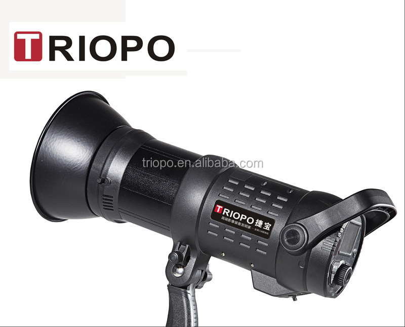 TRIOPO professional TTL wireless outdoor strobe flash light with TTL remote control and high speed sync 1/8000s