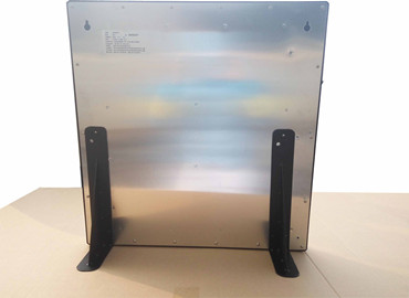 Medical device xray single view box in hospital x-ray film viewing box