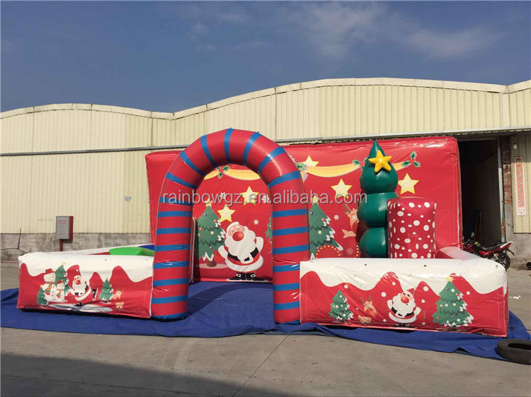 Cheap Christmas Party Inflatable Decoration,Outdoor Christmas Inflatables