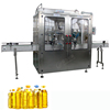 Automatic 4 heads edible olive oil filling machine