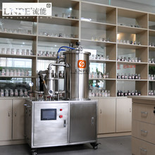 LNPE Lab Use Fruit Powder Making Machine with Air Classifier