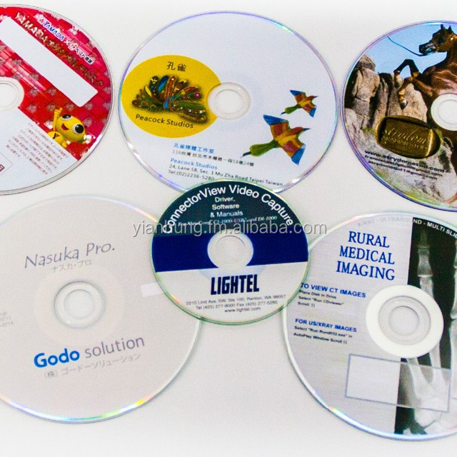 4.7GB DVD-R disc OEM printing with spindle , 50P/25P/10P CB,or slim case