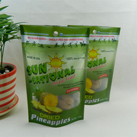 King Kong bags with ziplock/Wholesale cheap food Bag