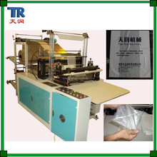 Automatic Poly Nylon PE Used Small Plastic Bag Making Machine For Sale