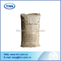 TNN Xanthan gum for API grade and Industry / food grade fufeng Xanthan gum