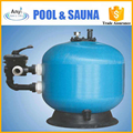 Wholesale Side-Mount wastewater treatment sand filter for swimming pool equipment