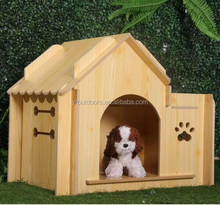 OEM wooden used rabbit / dog cage