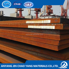 high strength A 588 Gr. A weathering steel sheet