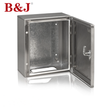B&J Promotional Price Customized IP66 Stainless Steel Electrical Junction Box