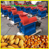 Diesel engine corn shelling machine
