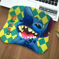 Soft Comfortable Printed EVA Mouse Pad