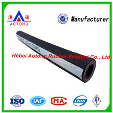 synthetic rubber/steel wire braided reinforced/high pressure rubber air hose