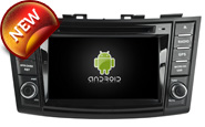 WITSON ANDROID 4.2 NEW SUZUKI SWIFT CAR RADIO NAVIGATION SYSTEM WITH A9 CHIPSET 1080P 8G ROM