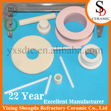 Factory price Various Standard Sizes / MGC / Macor / Machinable Ceramic Rod