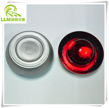360 Degree reflective Glass Road Stud