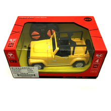 1:28 SIMULATION PACKAGE R/C car toys