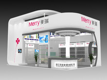 Portable 20x20 panel trade show inflatable booth with hanging signs&hand-made carpet/exhibition display stands