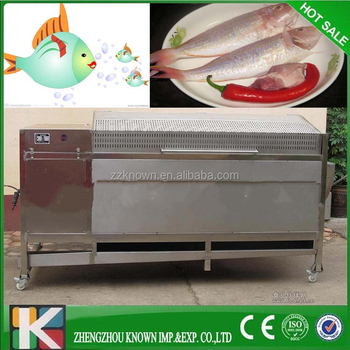 Automatic Fish Cleaning Machinery Commercial Fish Cleaner
