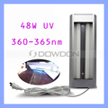 48W 365nm UV LOCA Bake Glue Refurbish LCD Front Glass Drying Ultraviolet Lamp Curing Light