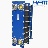 EPDM Material Mechanical Plate Heat Exchanger