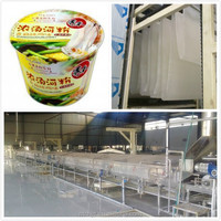 Chinese making machine dried thin rice noodles/mini noodle making machine