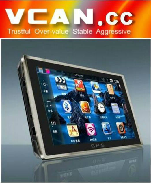 touch screen 3G GPS WIFI in 2013 car pc android 1 din
