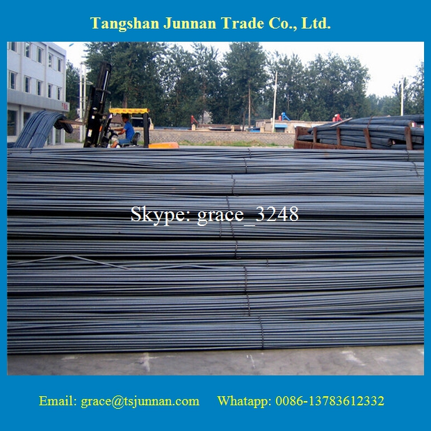 High Quality Corrugated Steel Bar