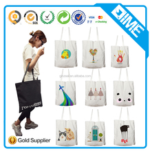Wholesale Cotton Tote Bag Women Handlebag For Shopping