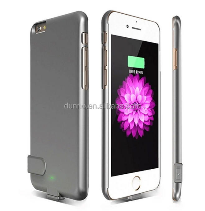 wholesale high quality for iphone 7 battery case ultra-thin power bank case for iphone 6 battery case