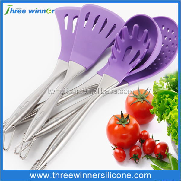2015 hot sale eco-friendly kitchen appliance silicone kitchen items