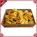 New style handcraft food safe customized plastic rattan fruit vegetable knitted basket